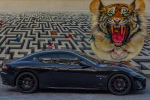 Maserati GranSport on Forgiato Wheels (Maglia-ECL)